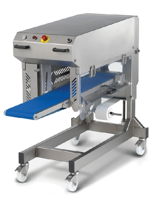 Automatic portioning machines