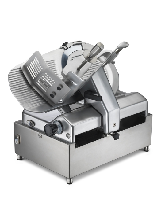 Automatic slicing machines